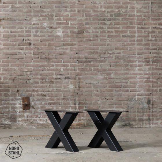 X coffee leg